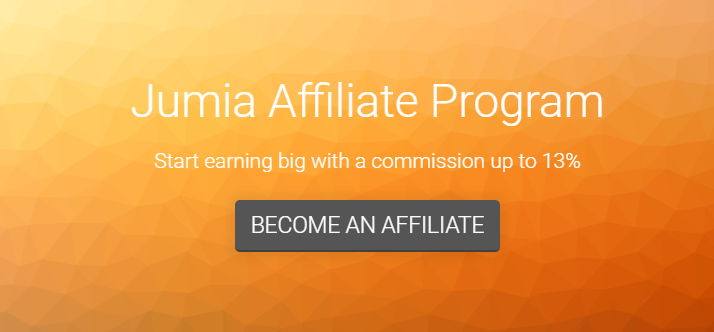Earn as a Jumia Affiliate