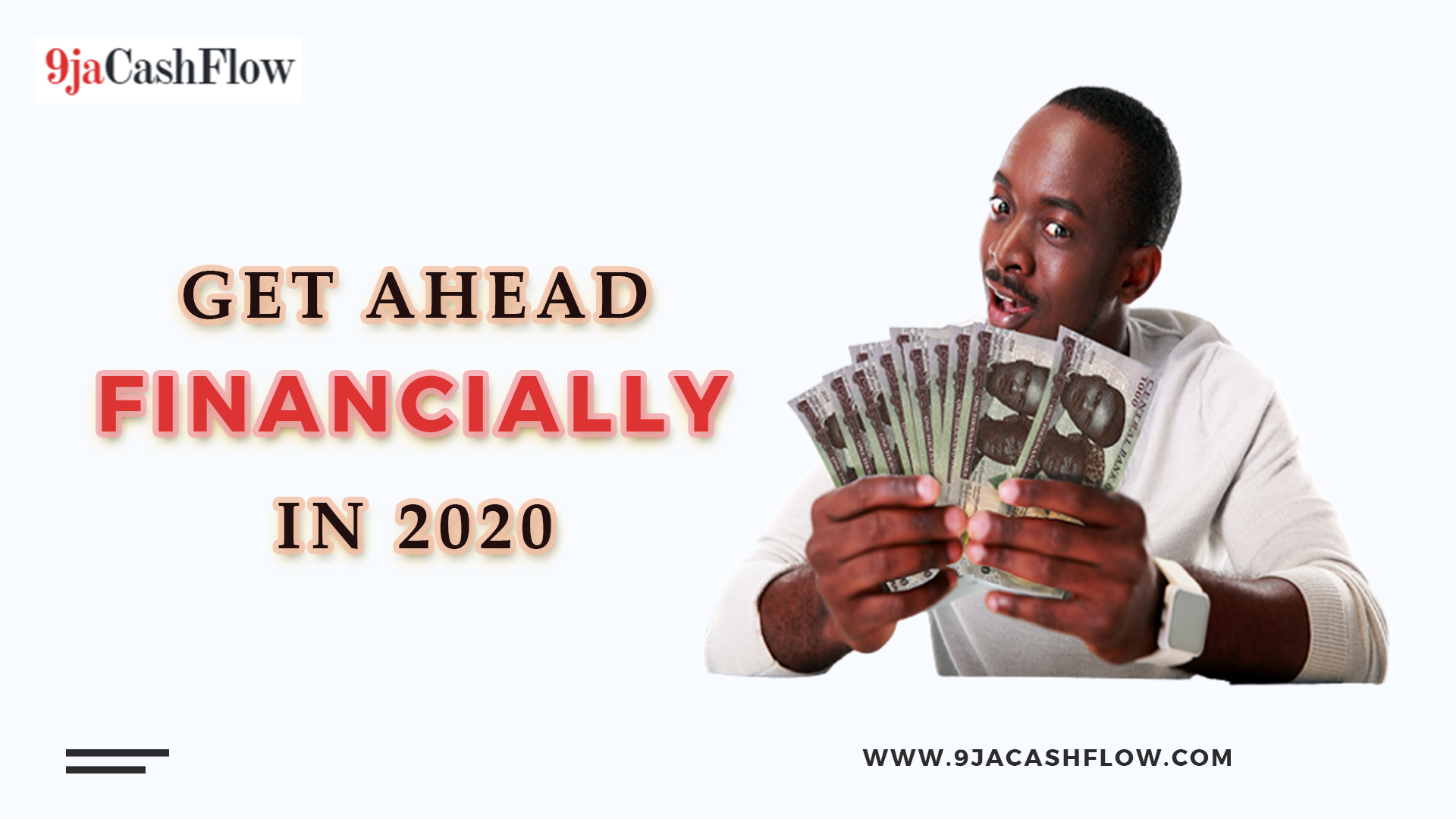 Get ahead financialy